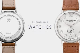 Time for a Renaissance: Mappin & Webb watches
