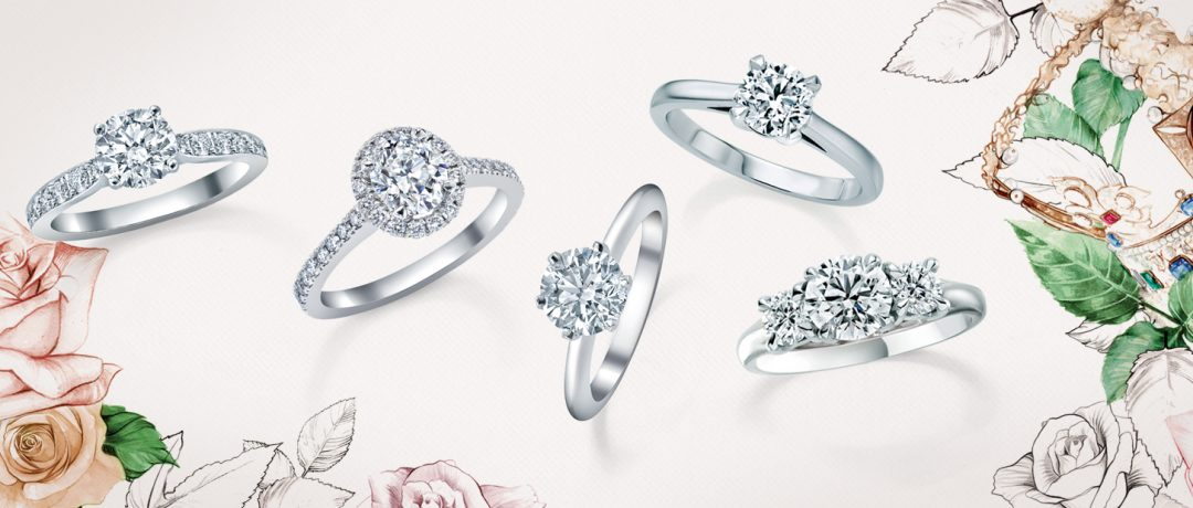 Exclusive Mappin & Webb Bridal Collection